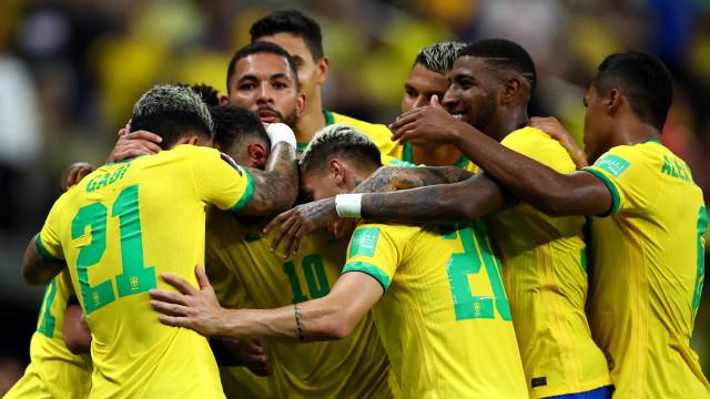 Em 2º no ranking, Brasil se aproxima da líder Bélgica; França retorna ao Top 3