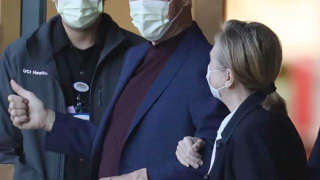Bill Clinton é liberado de hospital após quase uma semana de internação