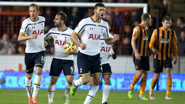 Tottenham vence Newcastle, ganha posições no Inglês e ultrapassa United