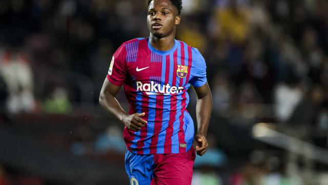 Fati supera Messi e vira jogador com menos de 19 anos com mais gols pelo Barça