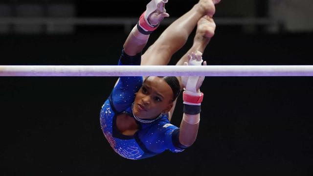 Rebeca busca 1ª medalha em Mundiais e mais um feito histórico para o Brasil