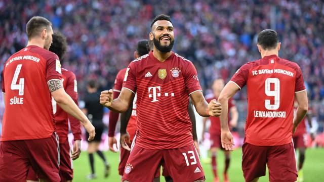 Bayern goleia Hoffenheim e não dá chance para ultrapassagem do Borussia