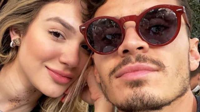 Irmã de Luan Santana anuncia noivado com jogador Raphael Veiga