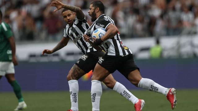 Após começo agitado, Atlético-MG vira sobre Cuiabá e abre 11 pontos na liderança