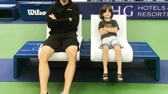 Filho Noah e experiência ajudam tenista Bruno Soares em temporada acidentada