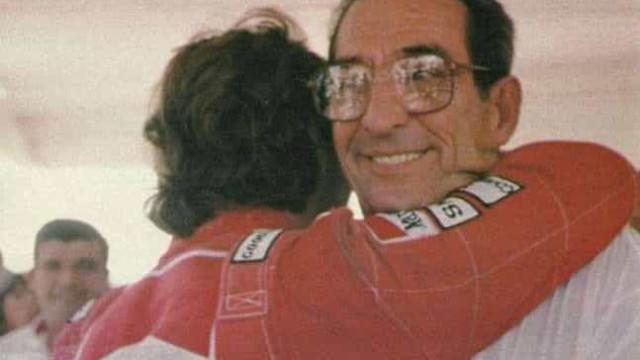 Pai de Ayrton Senna morre em São Paulo, aos 94 anos