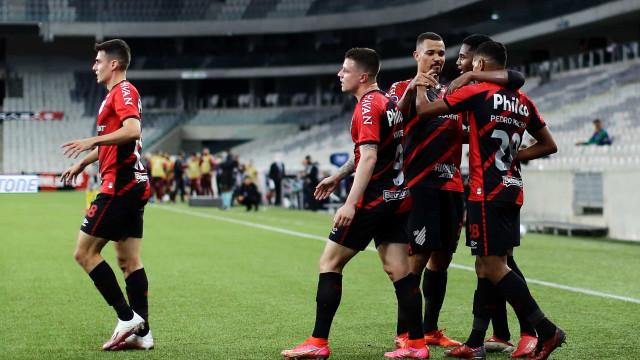 Athletico-PR elimina Flamengo e está na final da Copa do Brasil