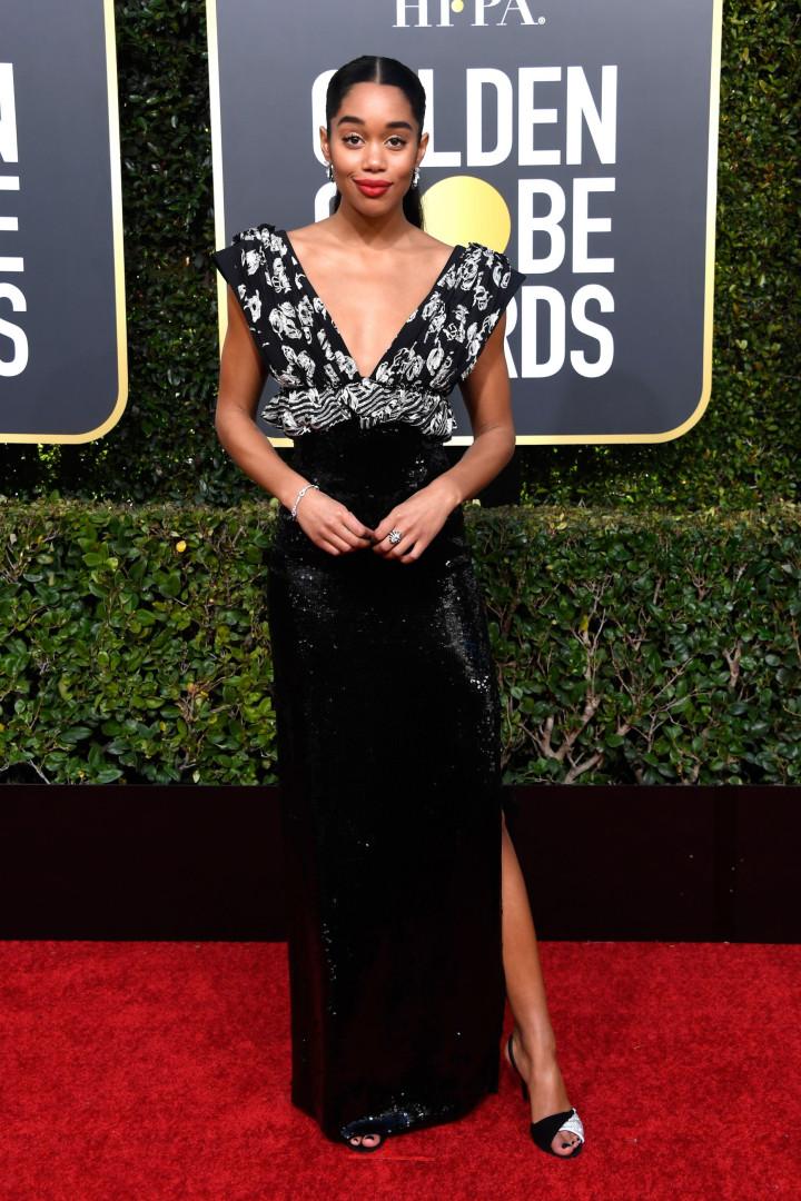 Globo de Ouro: confira os looks das famosas no tapete vermelho