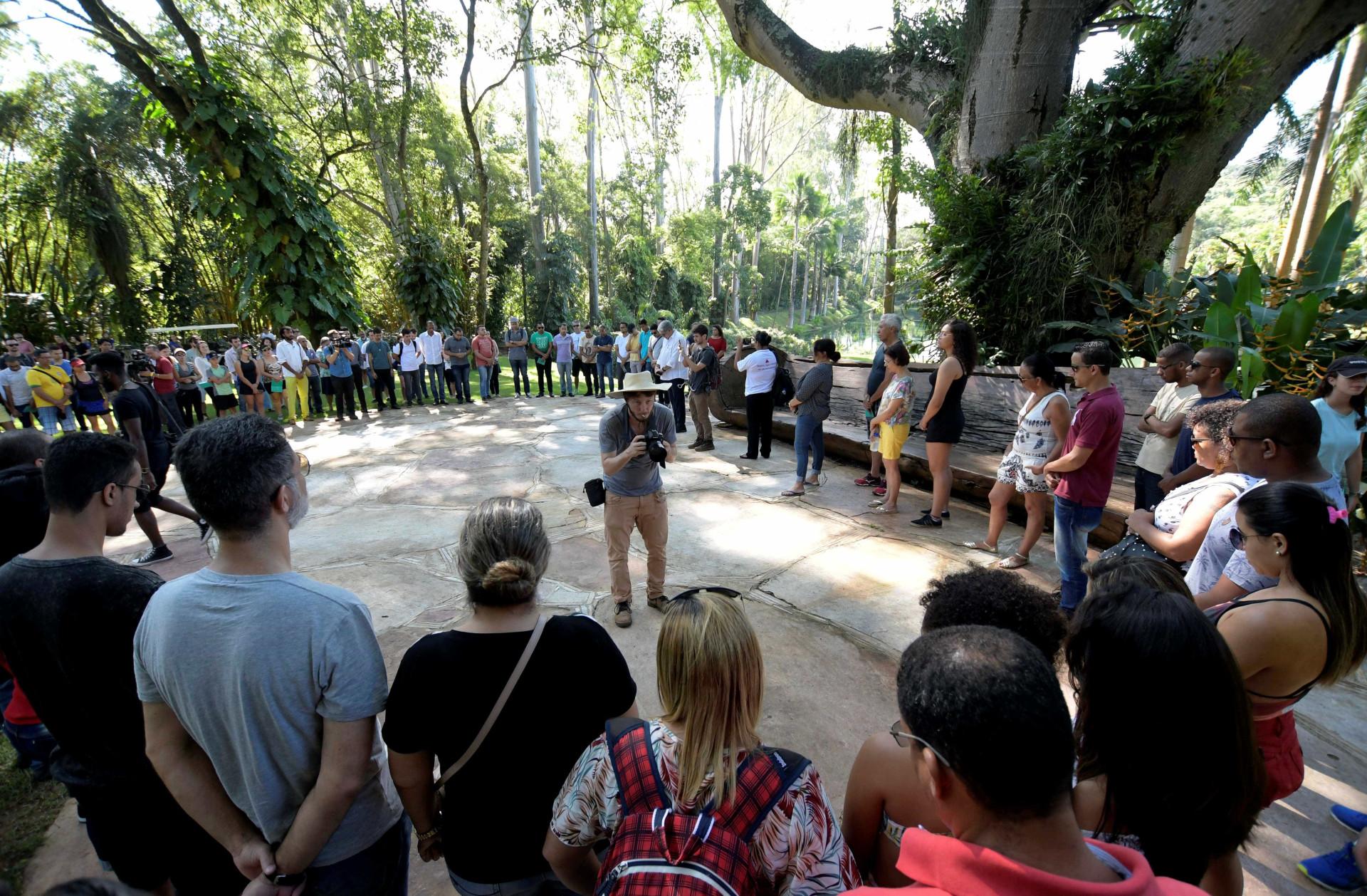 Inhotim reabre em Brumadinho com missão de reerguer cidade; veja fotos