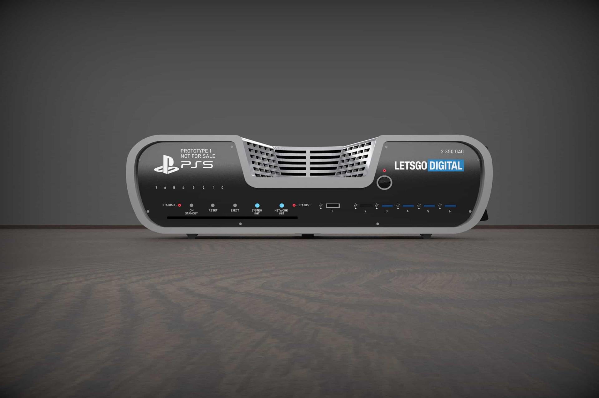Vaza suposta imagem do novo PlayStation 5