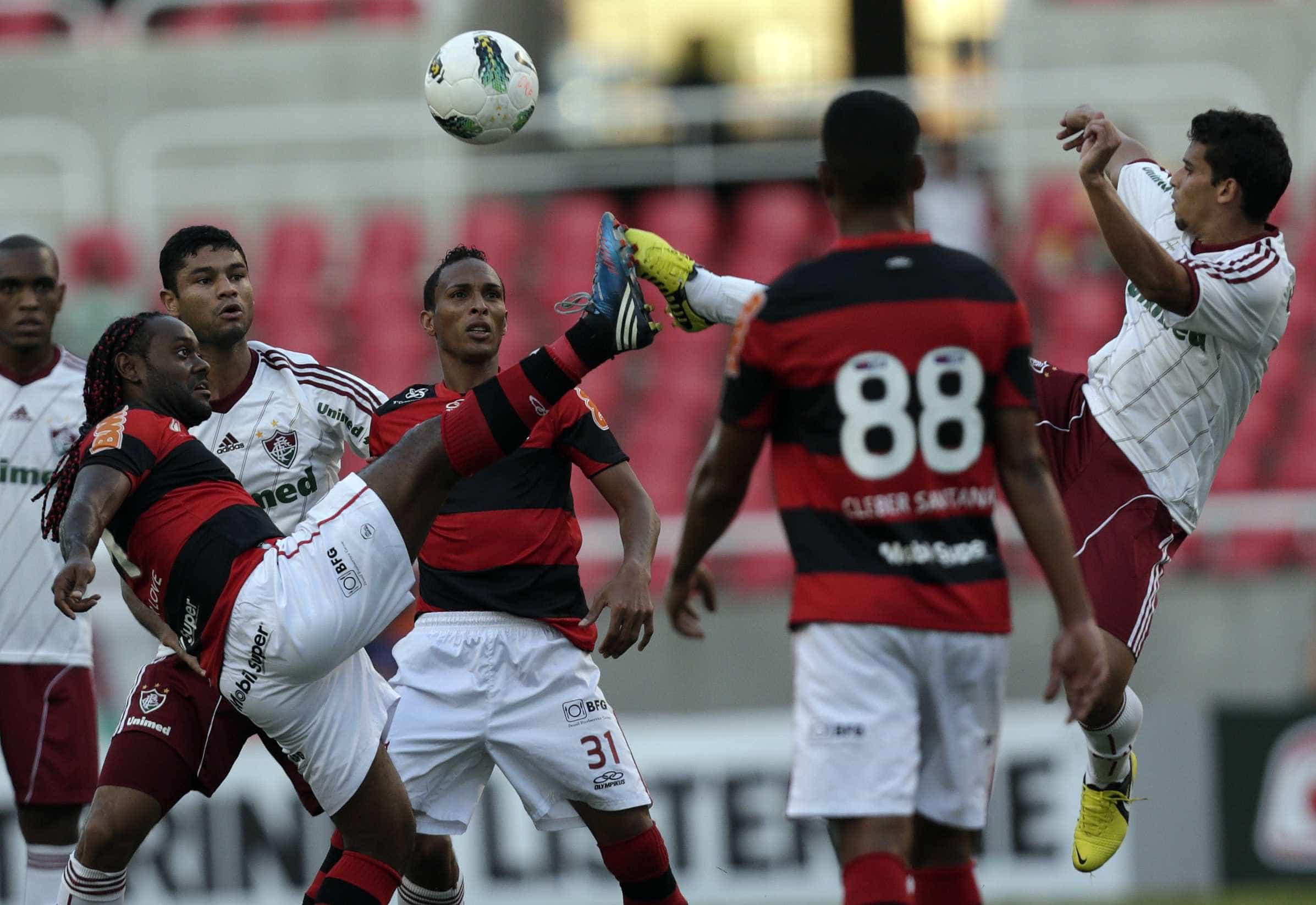 Contra LDU, Flamengo abre sequência de três jogos no Maracanã