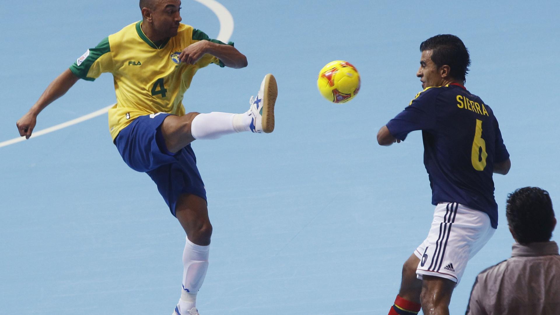Seleção de futsal derrota Venezuela nas Eliminatórias da Copa cd0624dac08c2