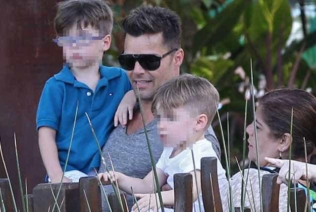 'Gostaria que meus filhos fossem gays', diz Ricky Martin na TV