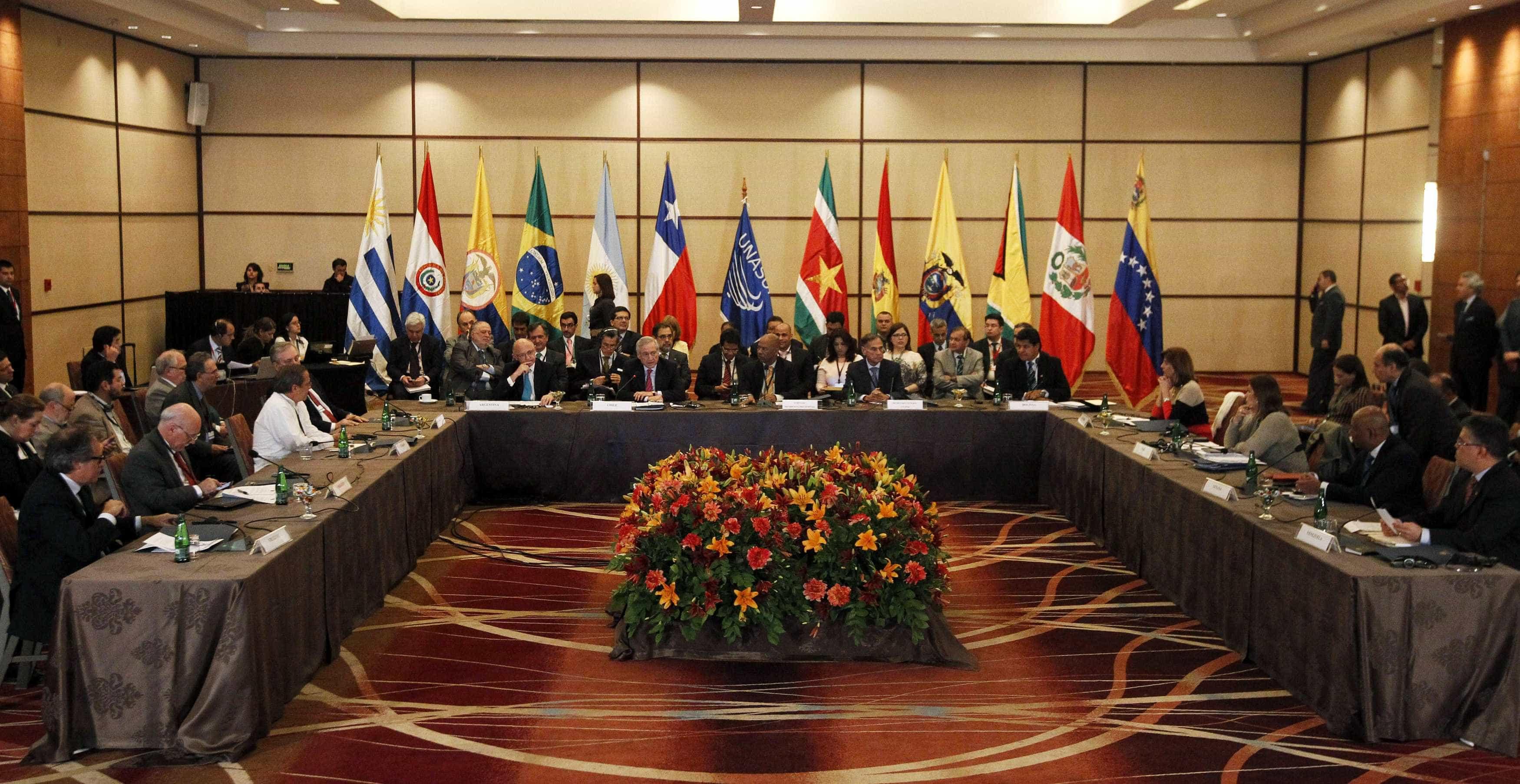 Brasil formaliza saída da Unasul para integrar Prosul