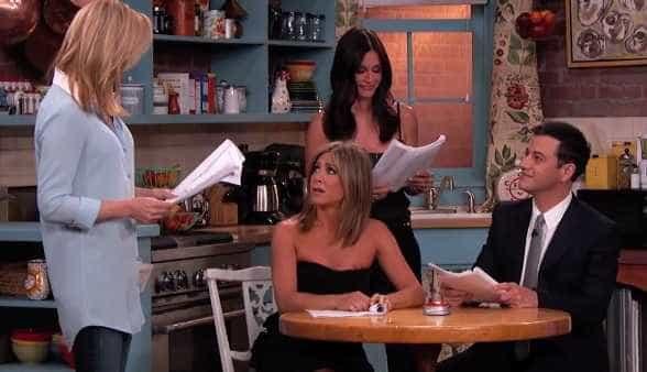 'Friends': os destinos que os personagens da série já viajaram!