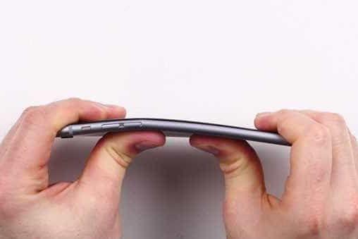 Apple tinha conhecimento da fragilidade do iPhone 6