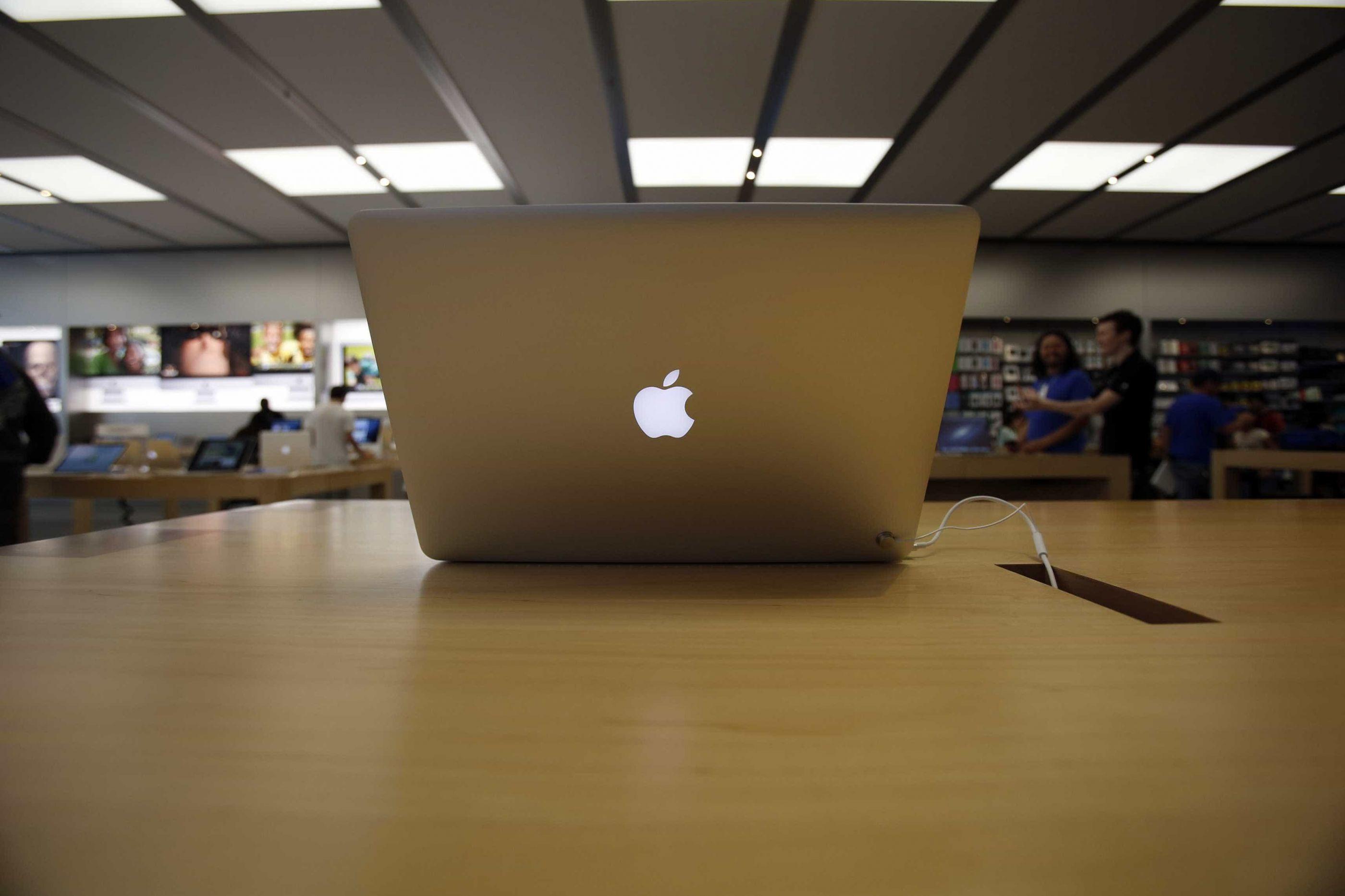 Apple irá reparar teclados defeituosos de MacBooks gratuitamente