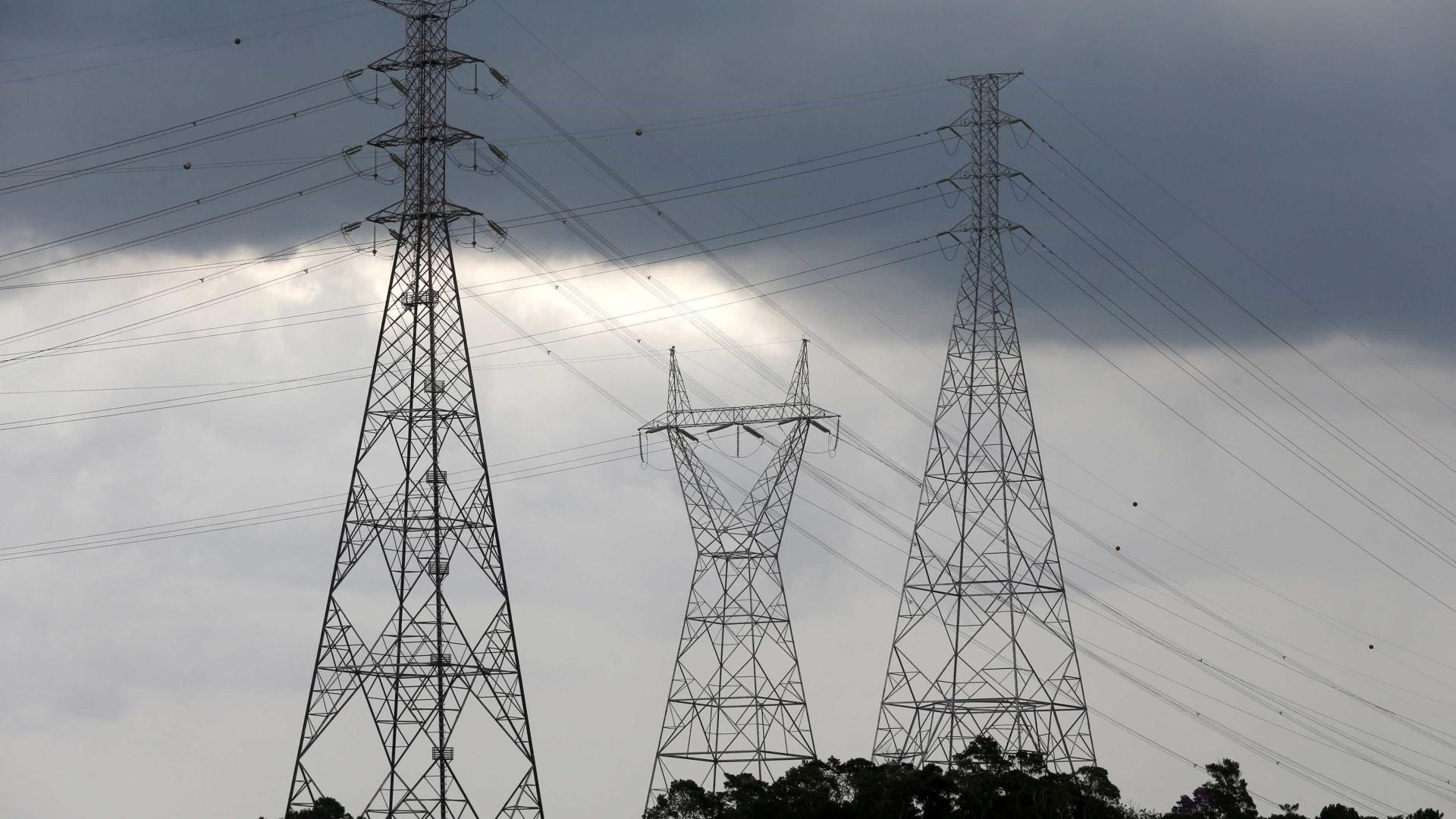 Consumo de eletricidade cresce 3,8% em janeiro, diz EPE