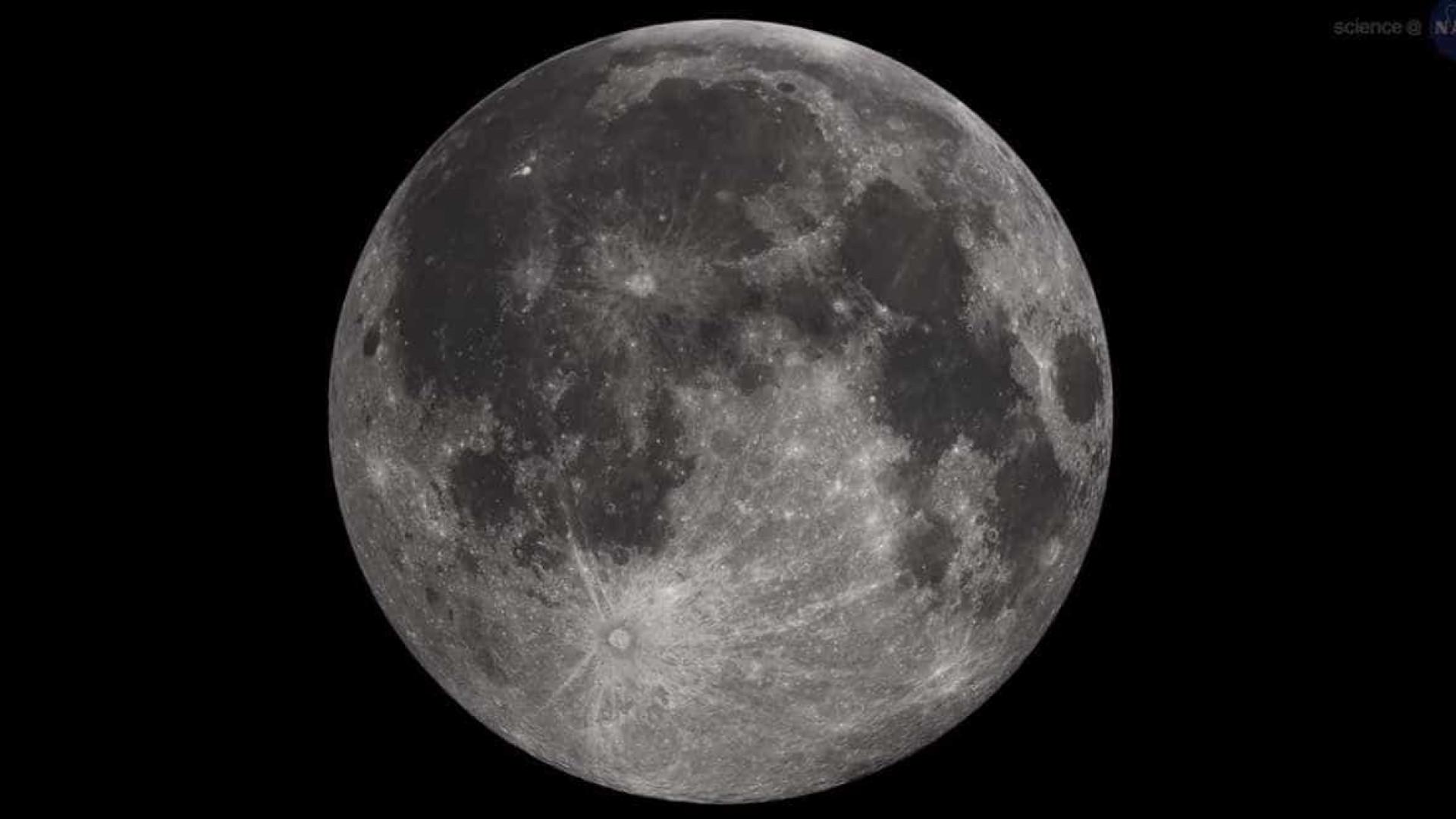 Missão israelense tenta pouso na Lua nesta quinta