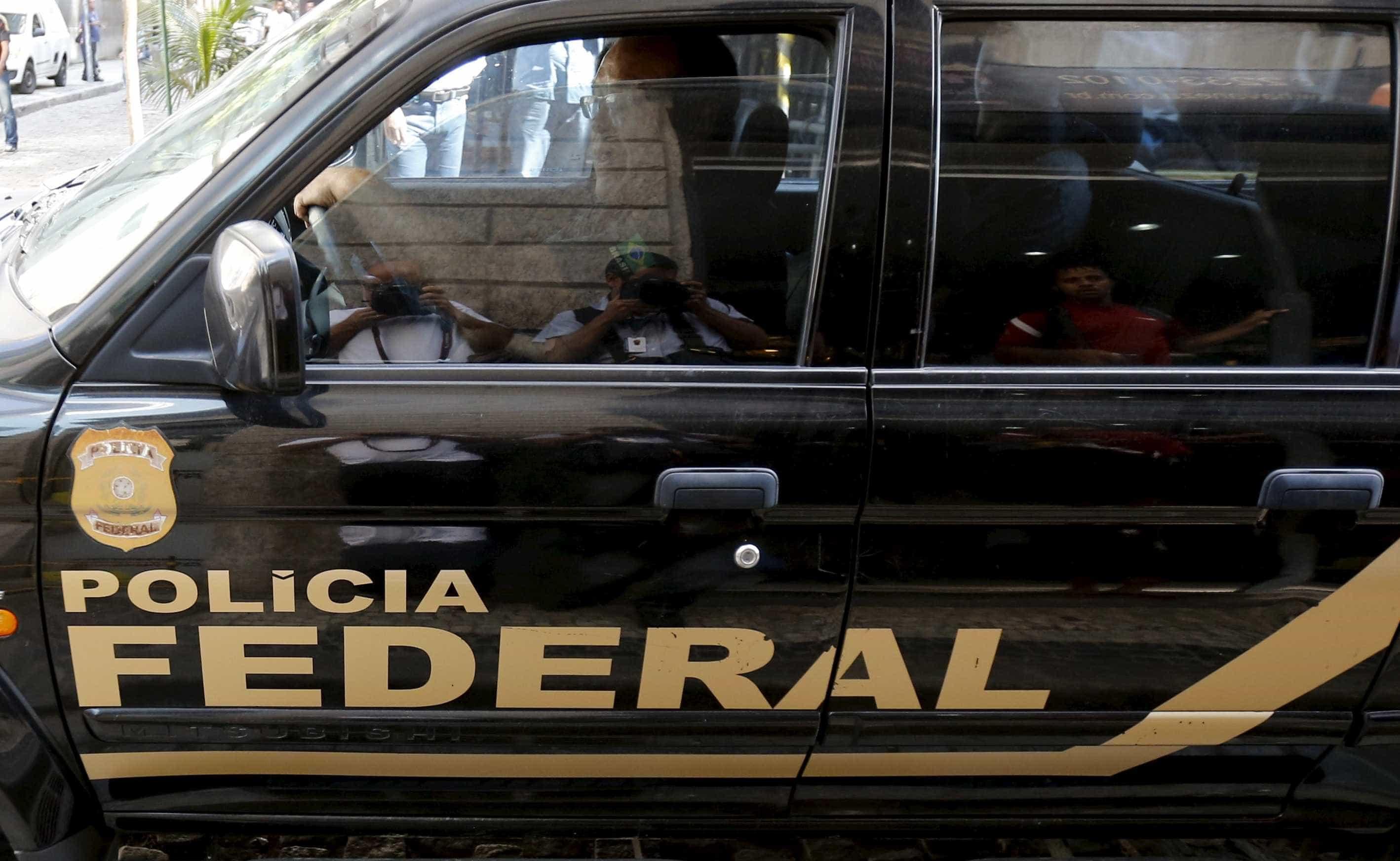 PF caça 70 por extração ilegal com explosivos na Serra da Canastra