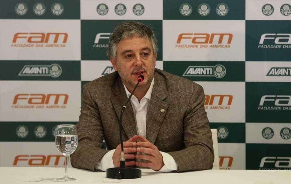 Nobre insinua traição de Galiotte e contesta Leila no Palmeiras