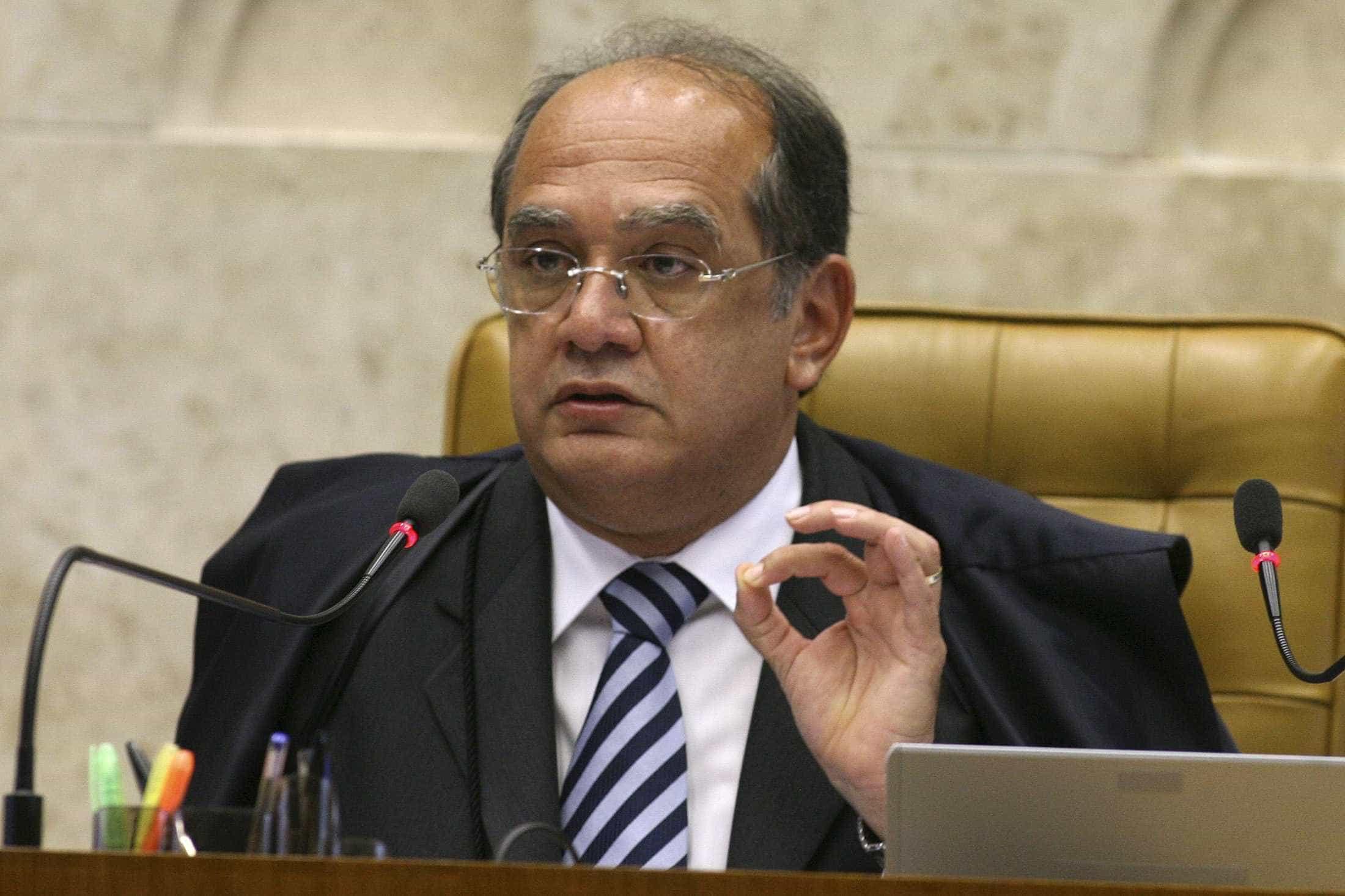 Gilmar Mendes é investigado pela Receita e pede apuração a Toffoli
