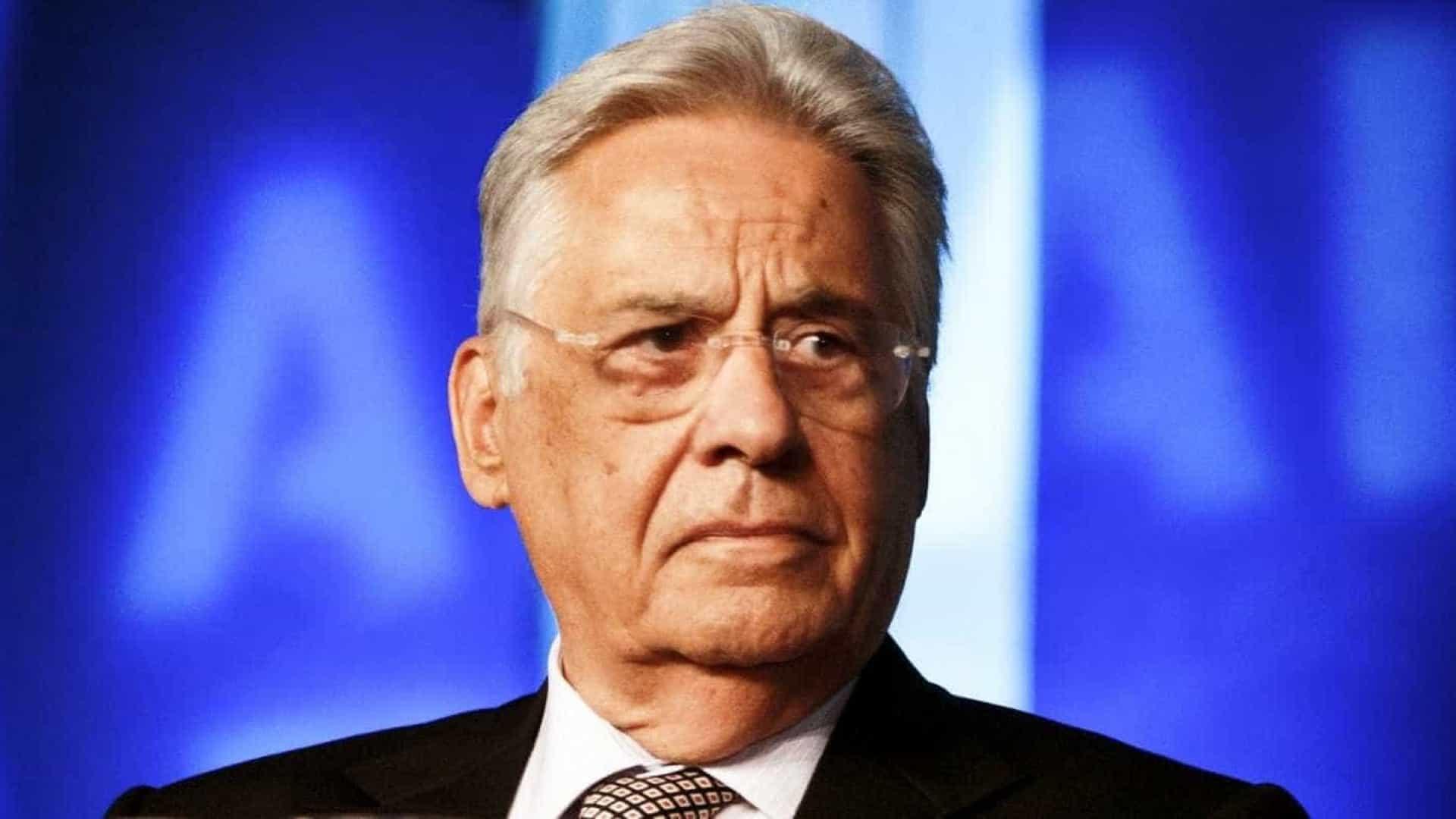 FHC: Bolsonaro encerra um ciclo do país, mas não sei se criará outro
