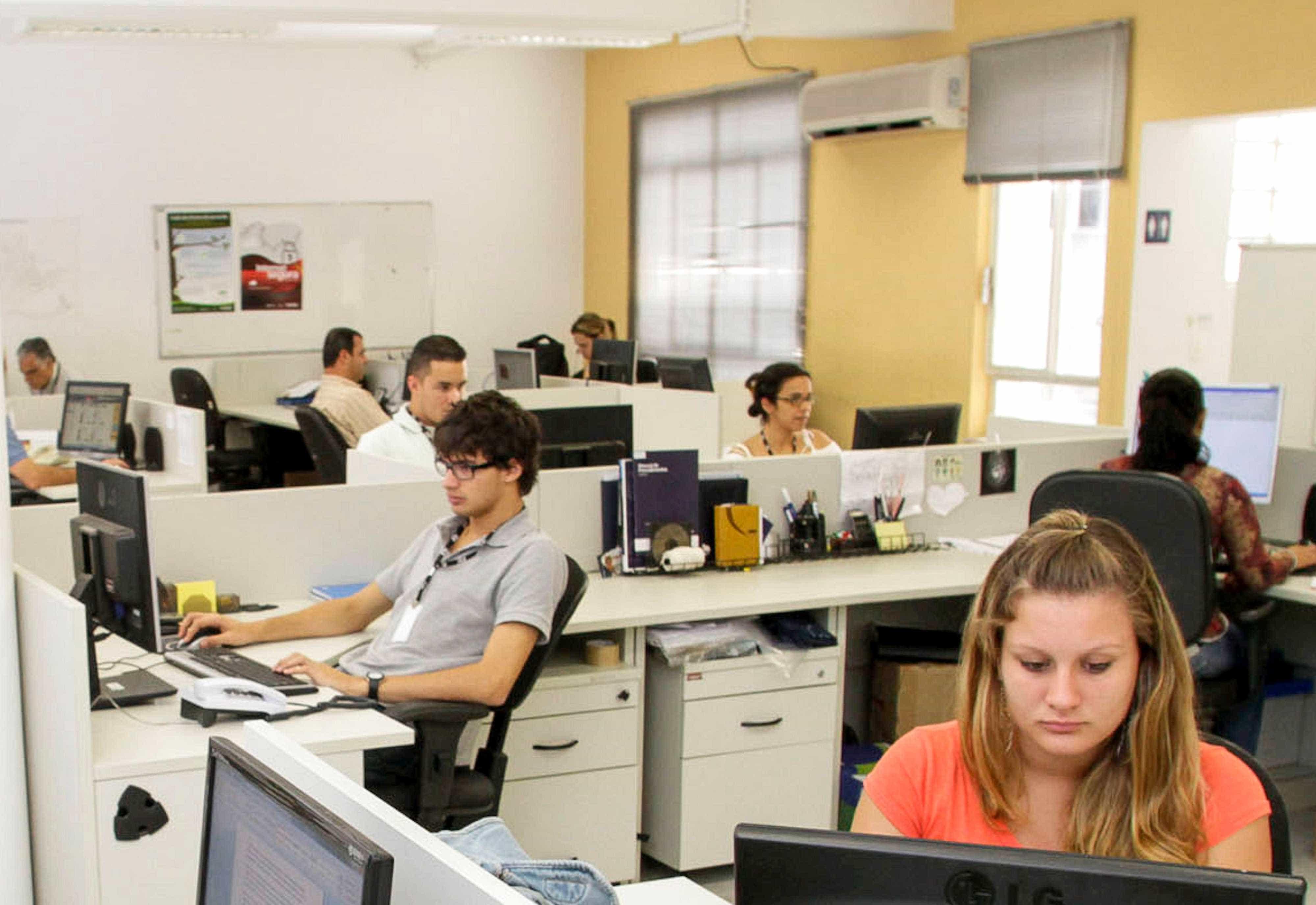 Número de estagiários no país cresce 23,8% no primeiro trimestre