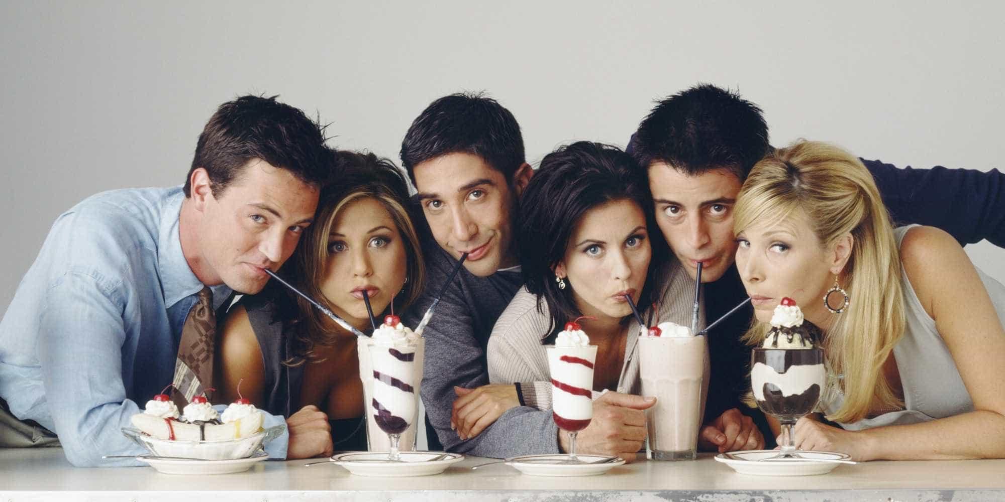 Criadores de 'Friends' teriam se recusado a incluir negros no elenco