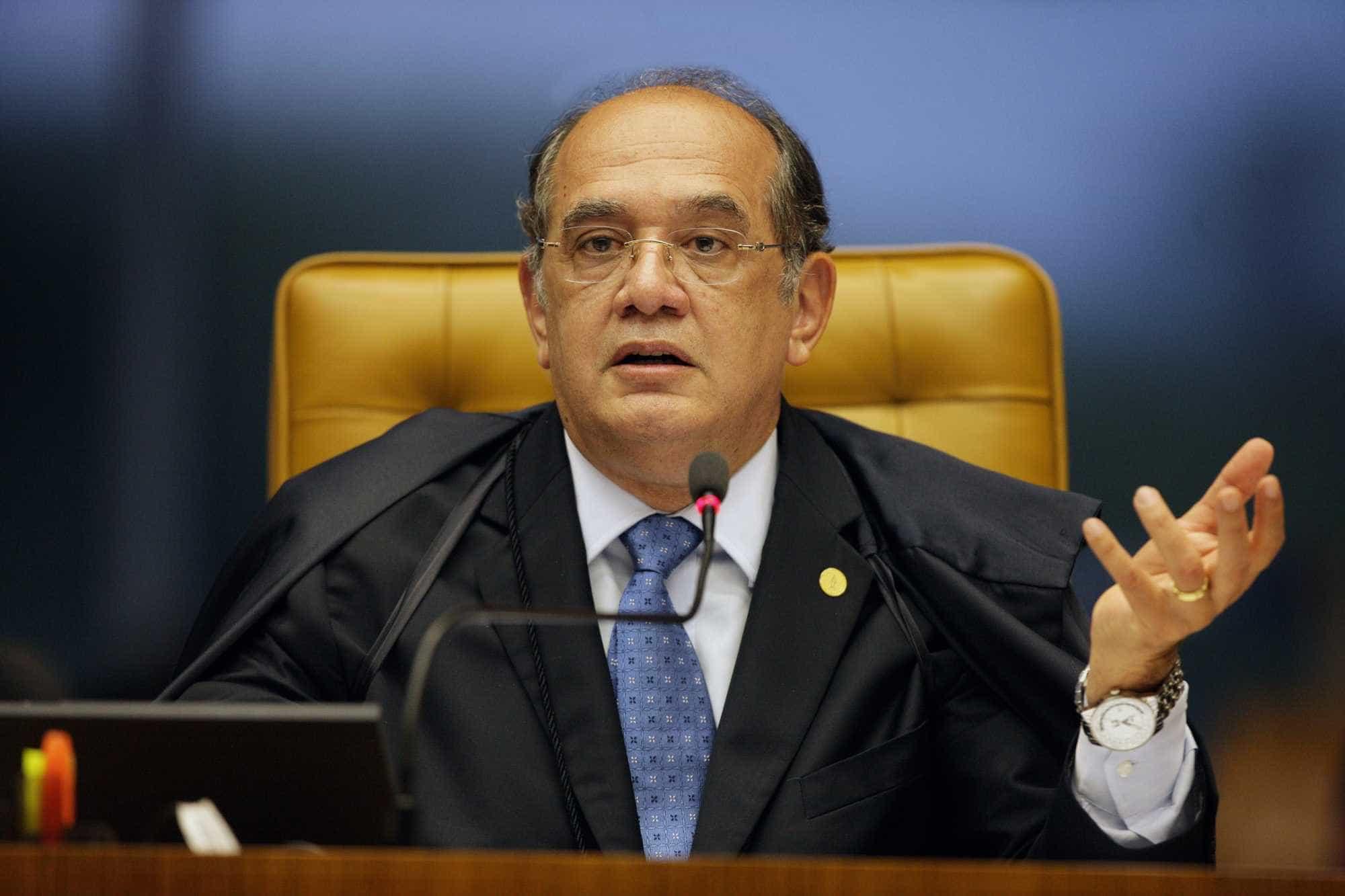 'Houve vazamento ilegal e irregular', diz Receita sobre Gilmar Mendes