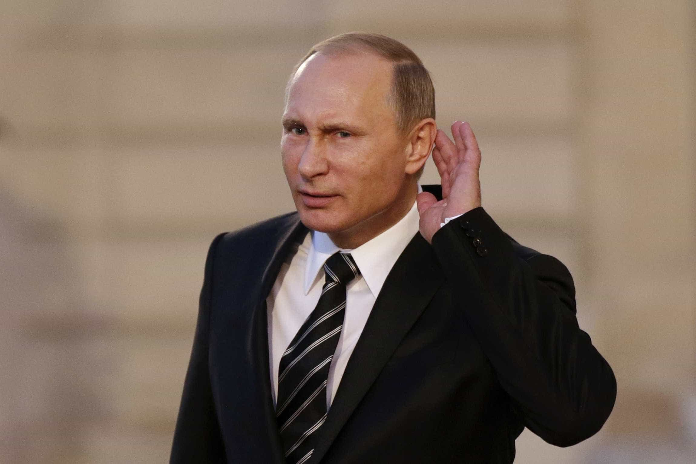 Putin ameaça apontar mísseis para Washington