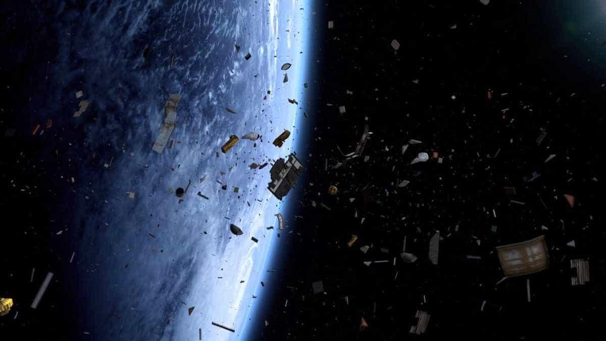 Órbita da Terra já acumula 7,5 mil toneladas de sucata