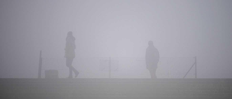 Forte nevoeiro afeta voos no aeroporto de Cumbica