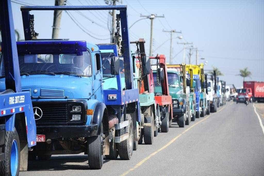 Governo anuncia linha de crédito para caminhoneiros autônomos