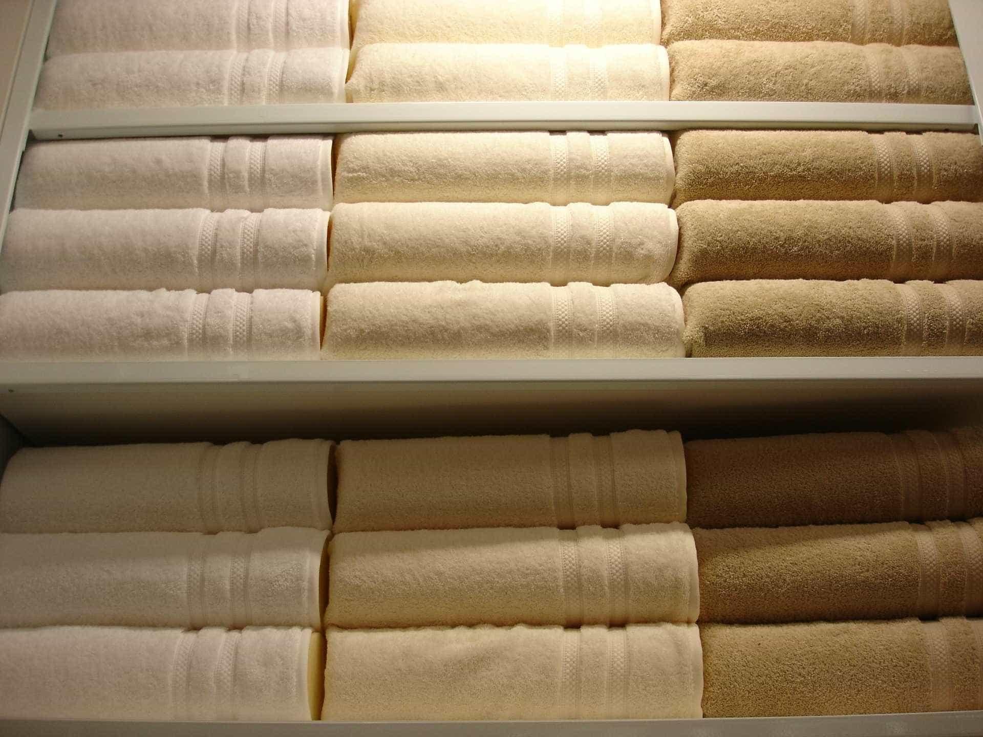 Quer toalhas de banho macias e absorventes? Use vinagre!