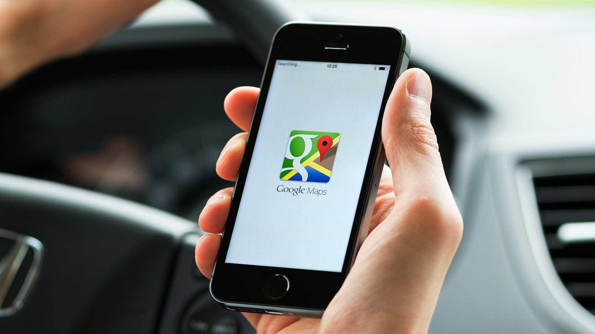 Google testa nova função do Maps