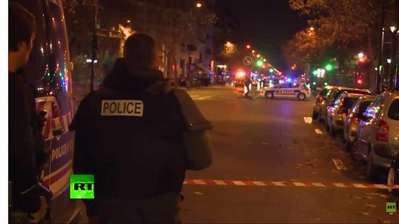 Paris relembra 3 anos dos atentados do Estado Islâmico
