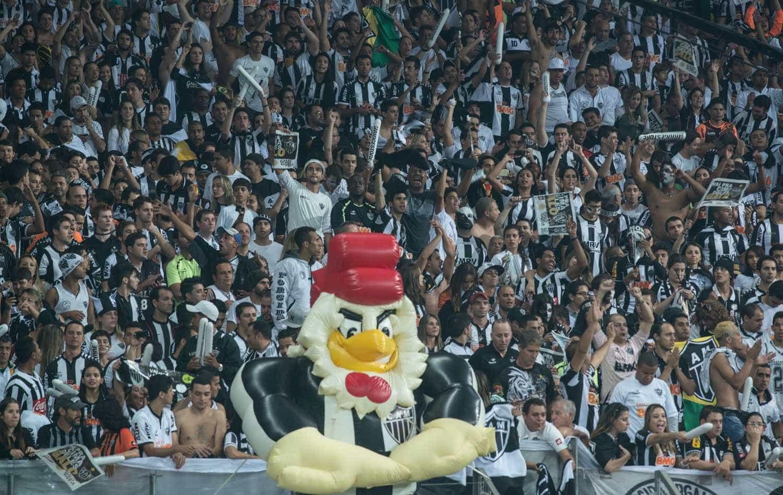 Torcedor do Atlético-MG é baleado em Belo Horizonte, diz PM