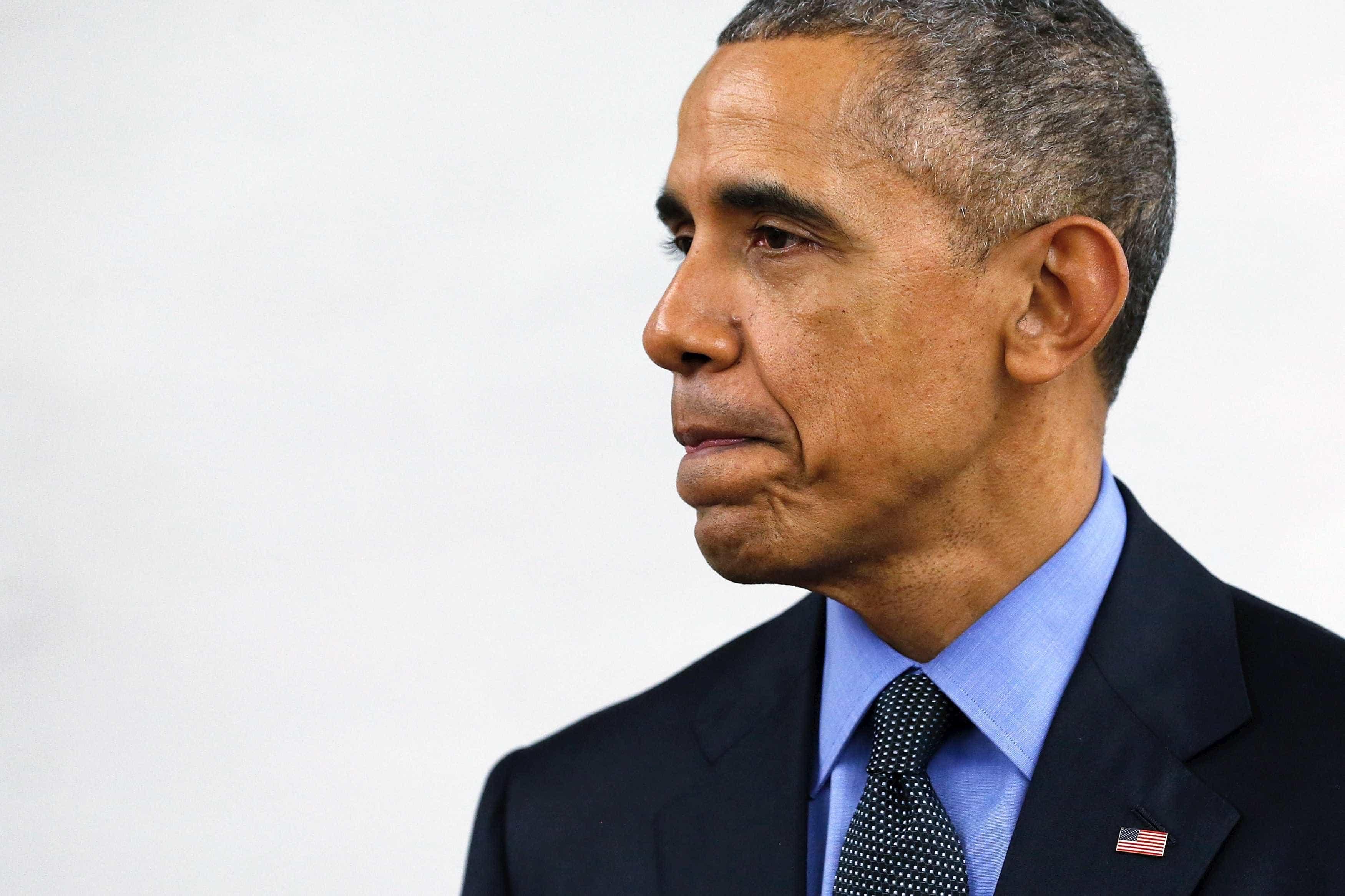 Obama diz que saída de acordo com Irã é 'erro gravíssimo'