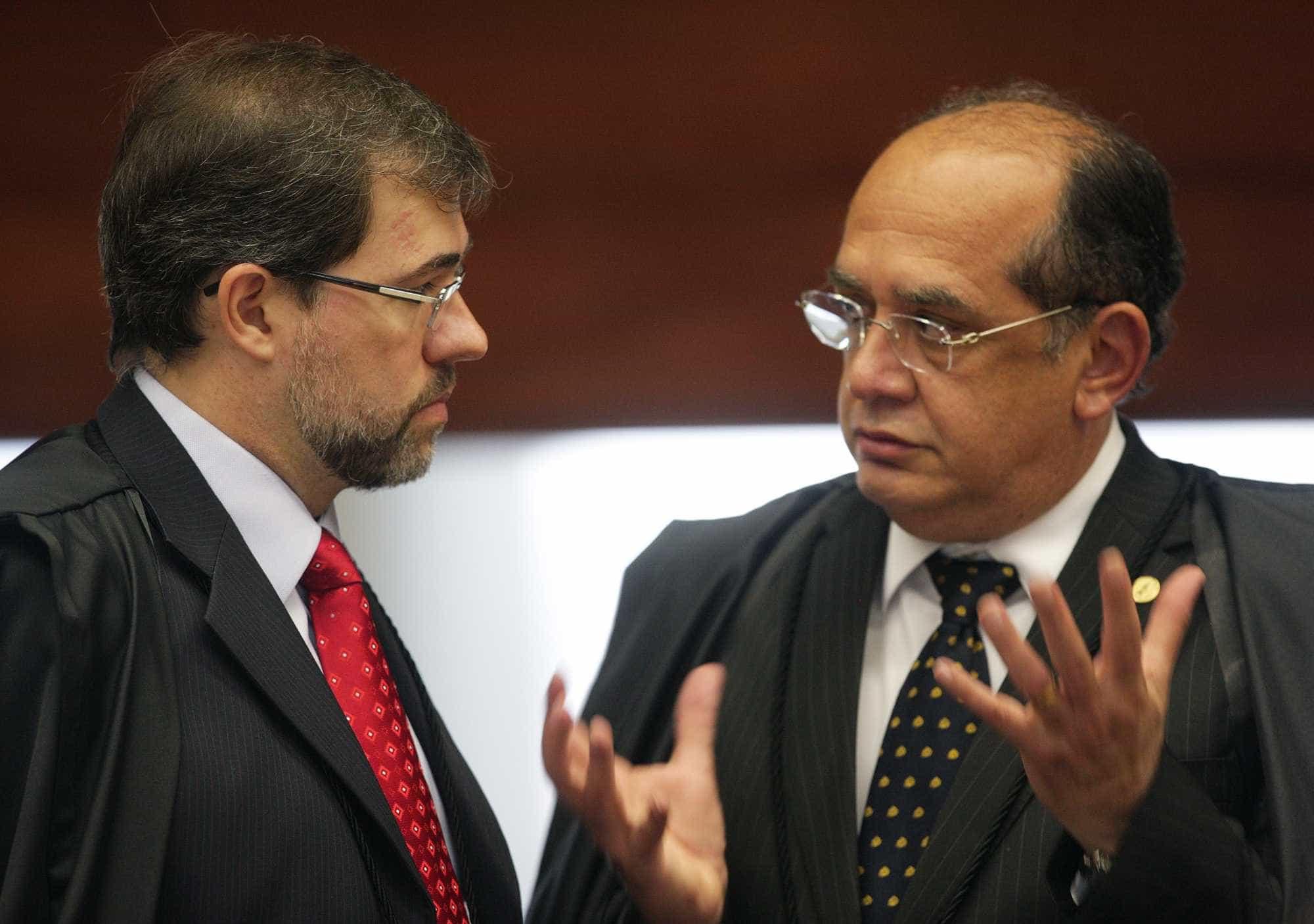 Tentativa de afastar Gilmar Mendes de recurso incomoda Supremo