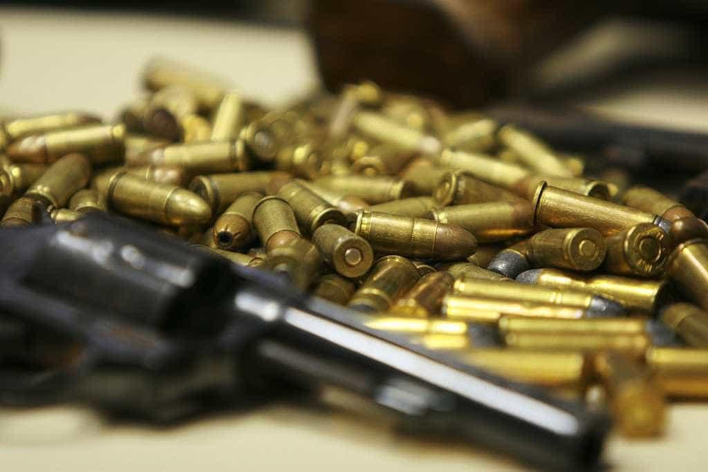 Suspeito de mandar matar ex fez ameaça com munições: 'Todas pra você'