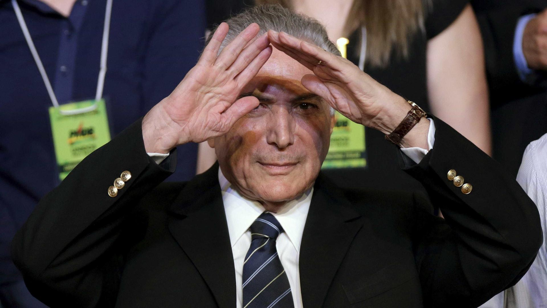 Bretas bloqueia carros de luxo de Temer e Moreira Franco