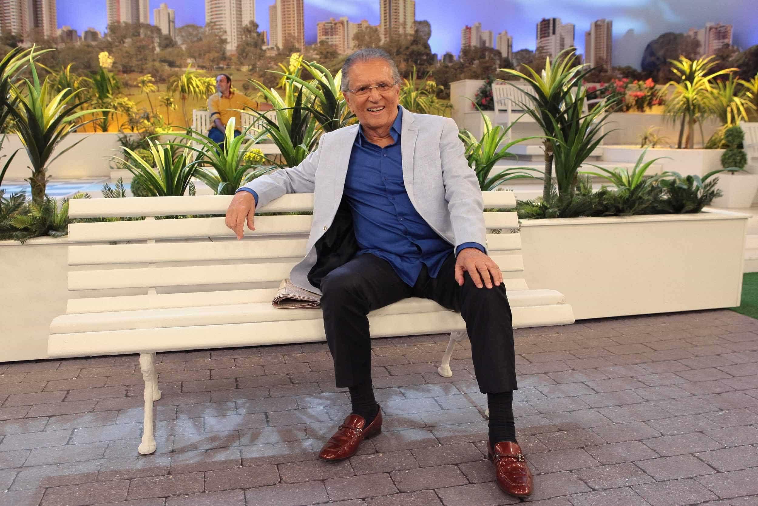 Alberto de Nóbrega diz que não chamará Silvio Santos para seu casamento
