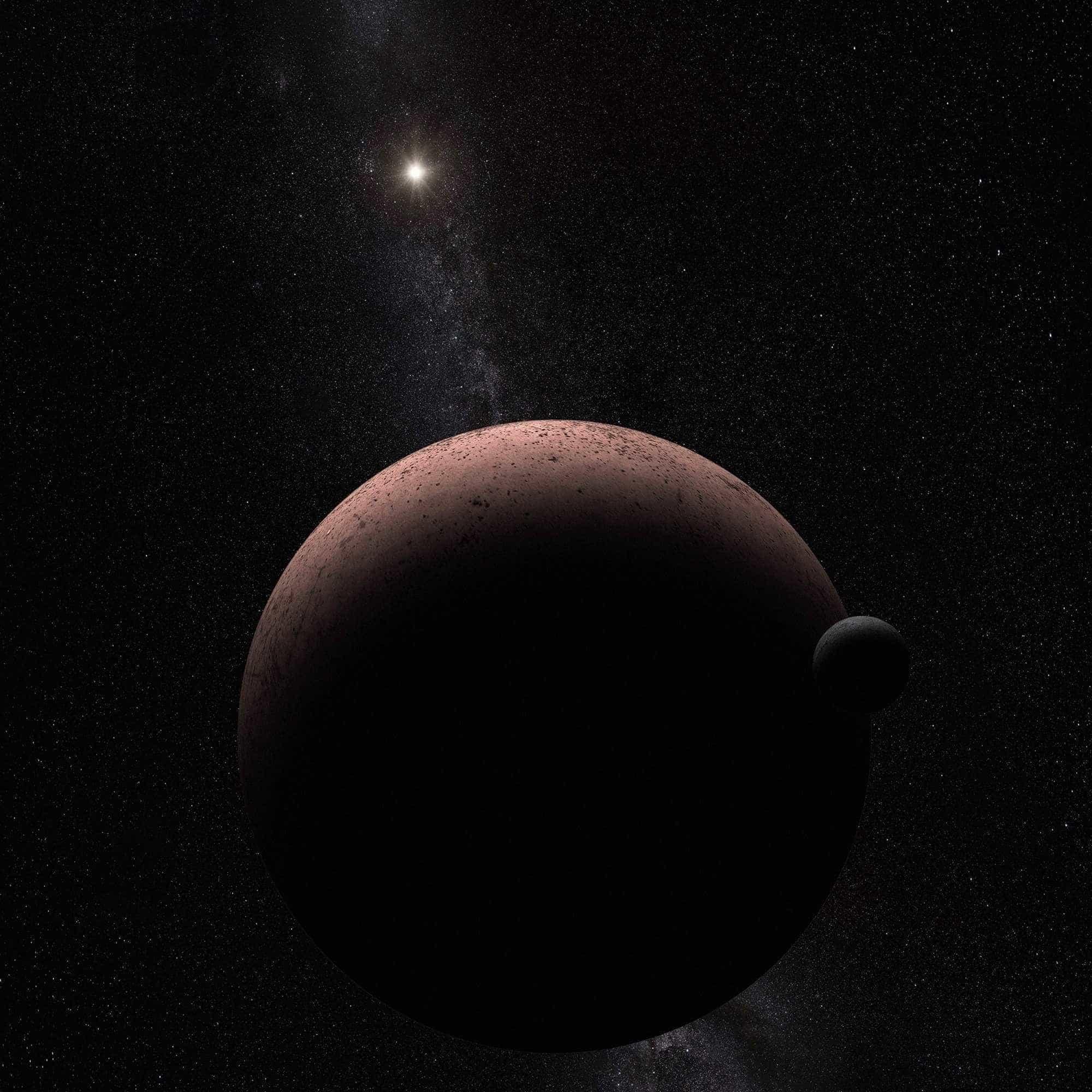 """Telescópio Hubble descobre lua em planeta anão """"vizinho"""" de Plutão"""