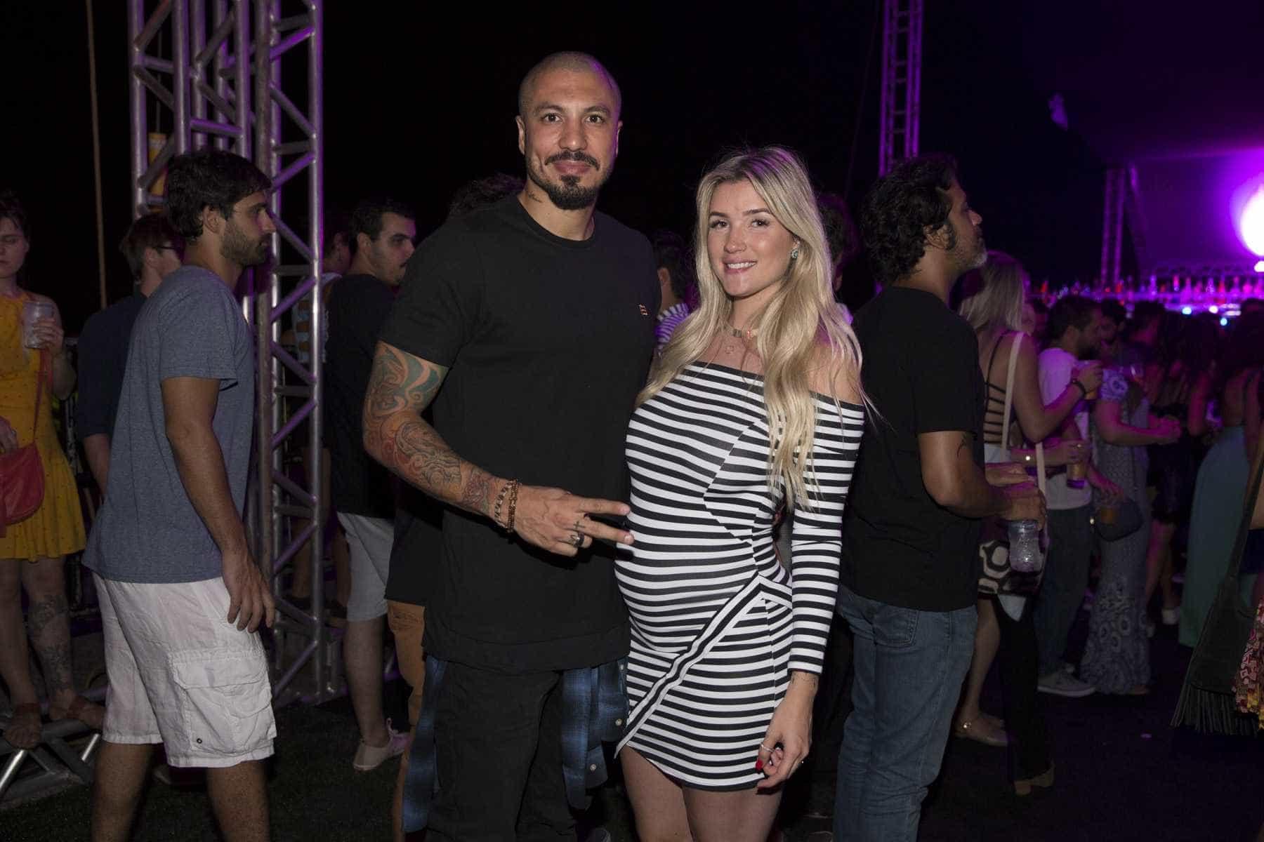 Ex-BBBs Fernando e Aline reatam após 5 meses separados