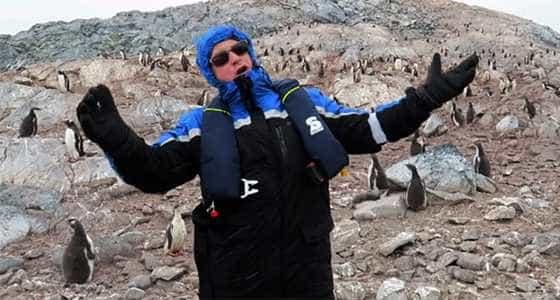 Vídeo comprova que pinguins da Antártica não gostam de ópera; confira!