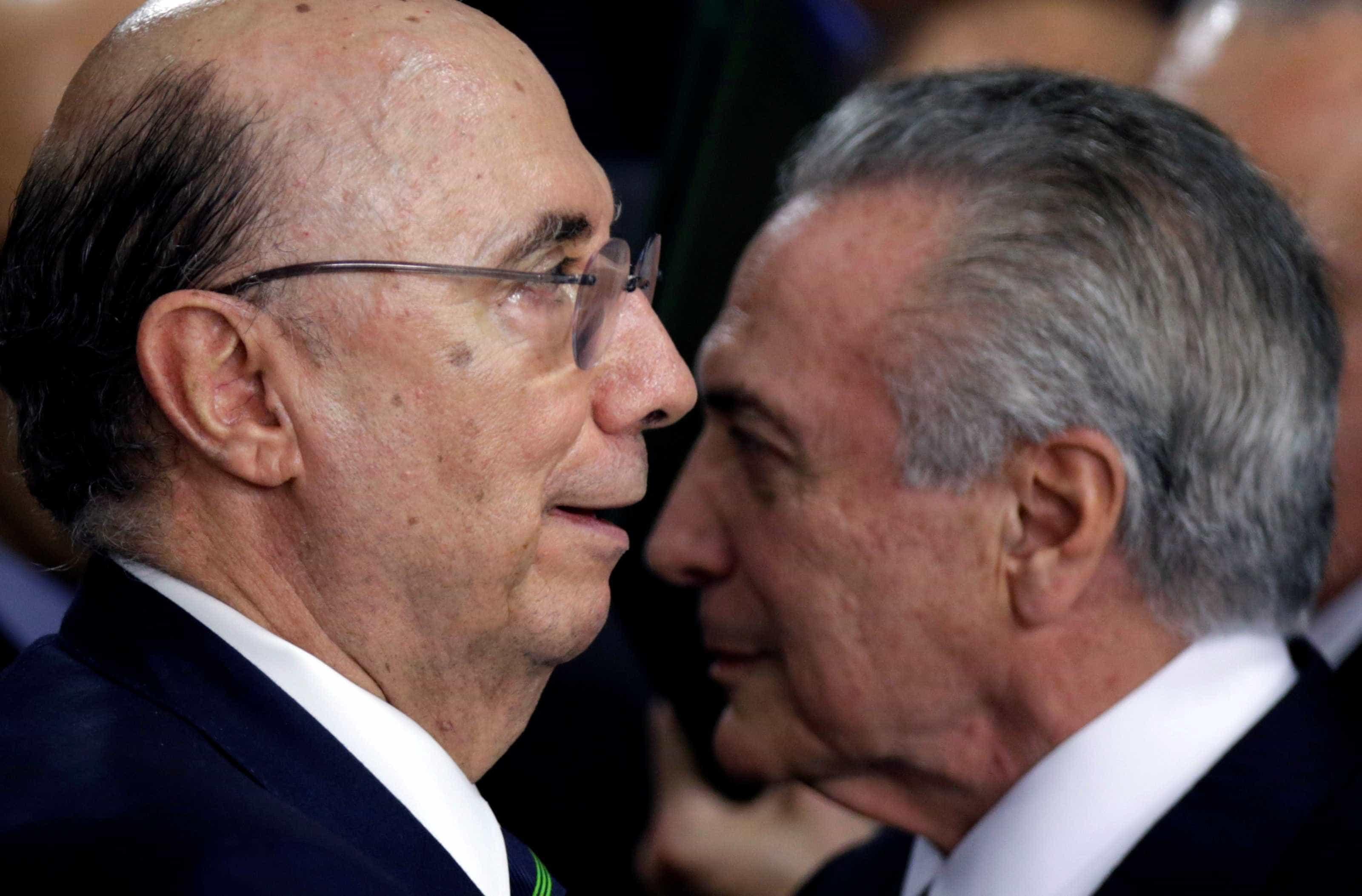 Meirelles diz que não é necessário descolar sua imagem do governo Temer
