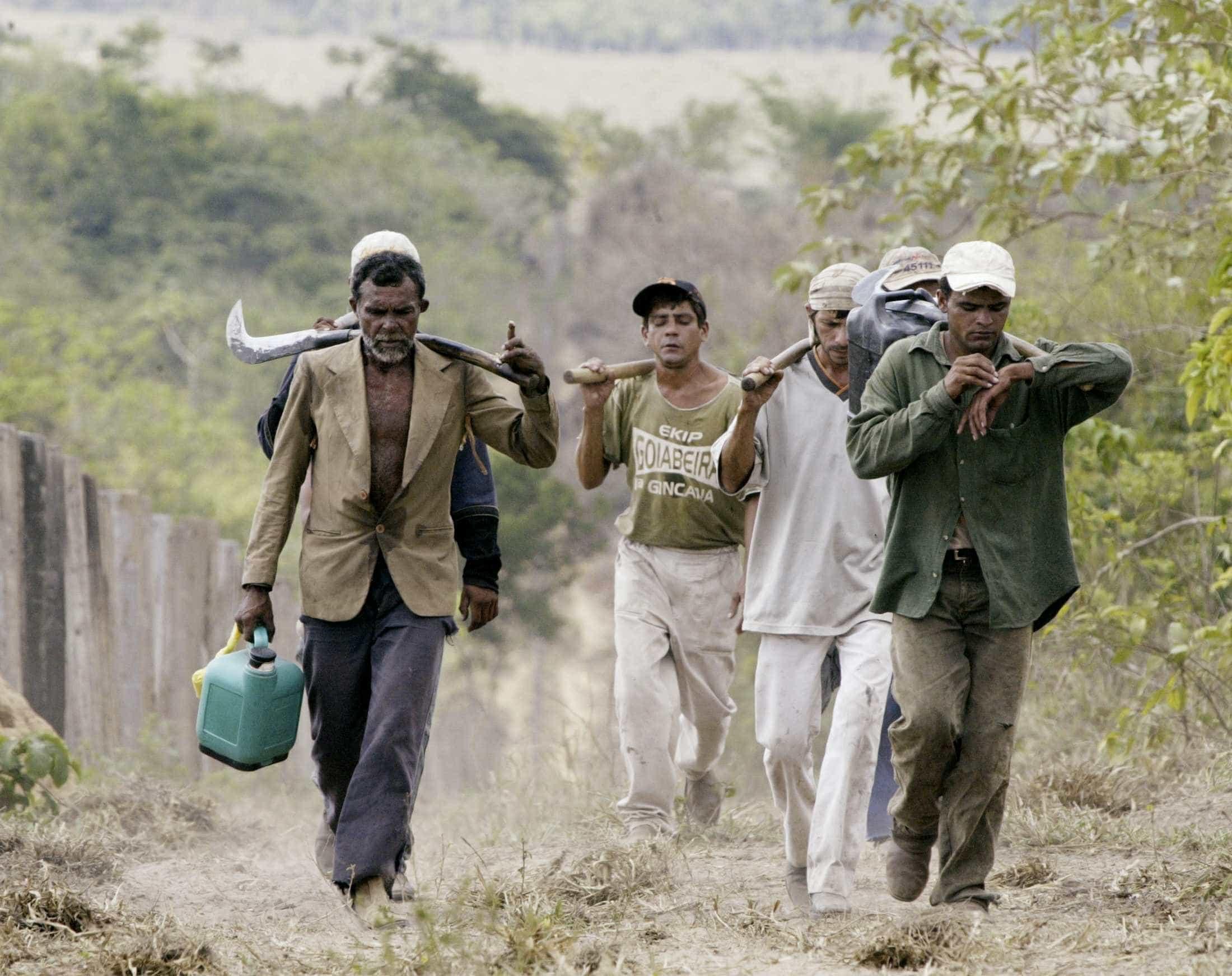 PF deflagra ação contra tráfico de pessoas e trabalho escravo em SP