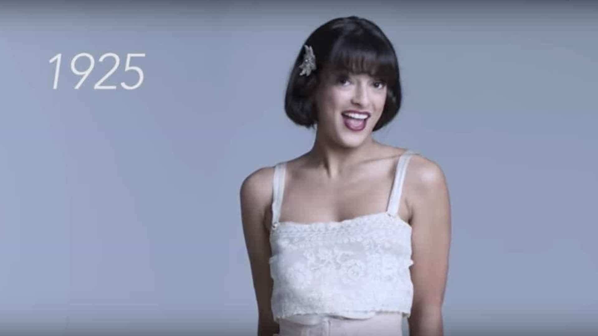 Veja os 100 anos de evolução da lingerie feminina 12f92a20c63