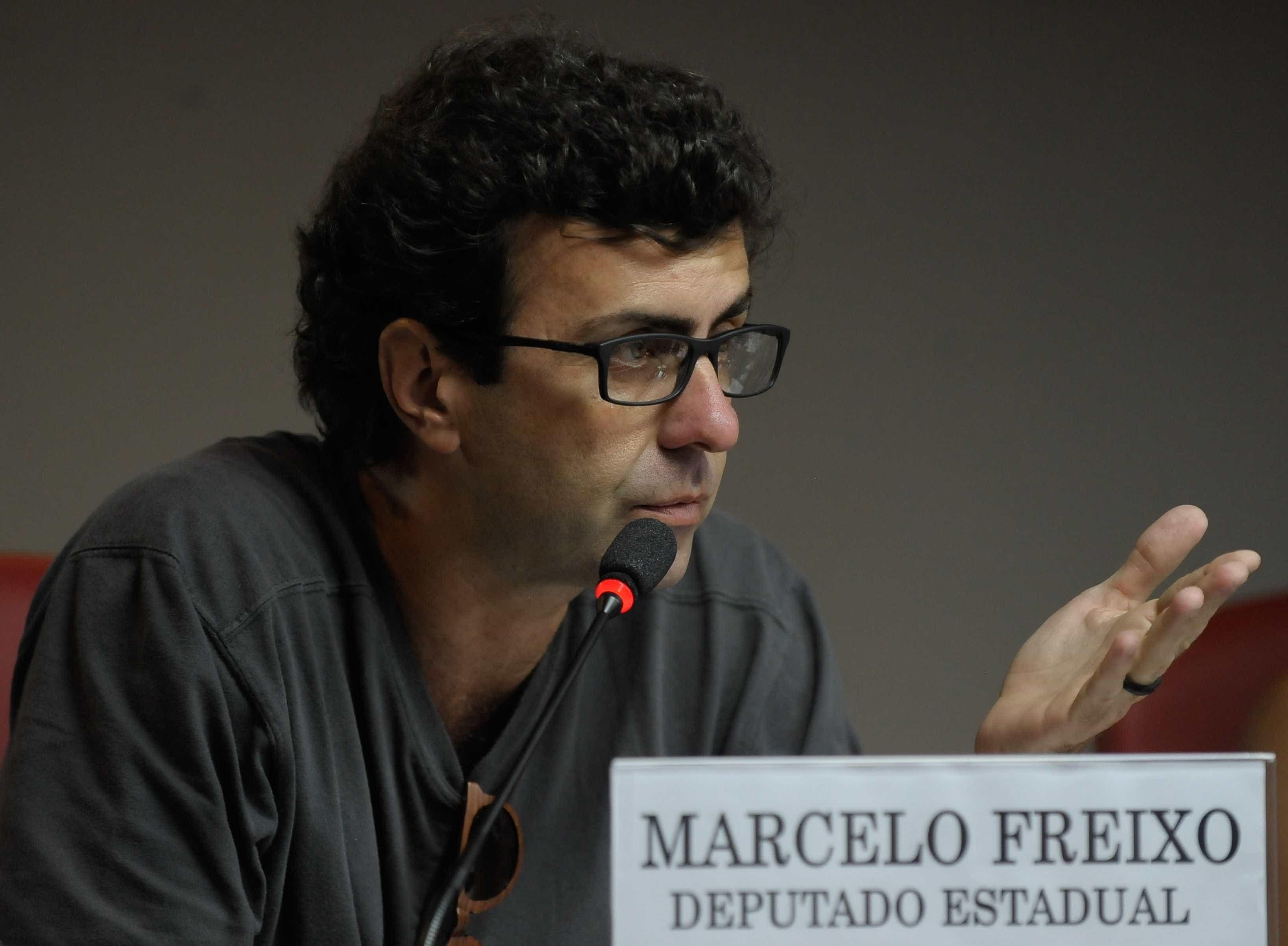 Polícia intercepta plano para matar deputado Marcelo Freixo no Rio
